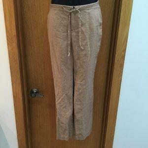 SALE! Saks Fifth Avenue Linen Pants